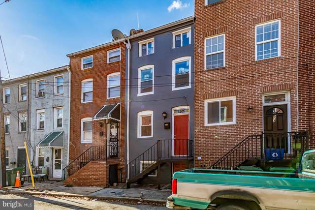 506 Wyeth Street, BALTIMORE, MD 21230 (#MDBA495968) :: The Maryland Group of Long & Foster