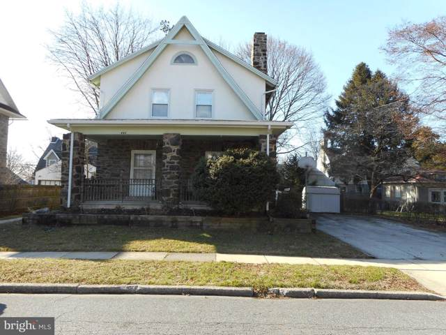 446 Harper Avenue, DREXEL HILL, PA 19026 (#PADE506588) :: Bob Lucido Team of Keller Williams Integrity