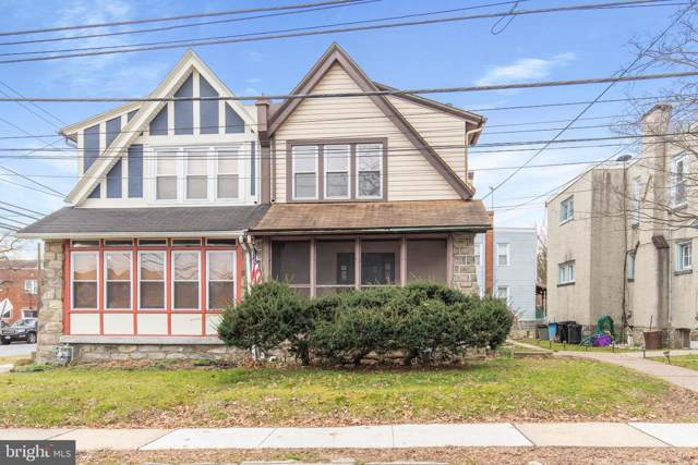 144 E Greenwood Avenue, LANSDOWNE, PA 19050 (#PADE506598) :: The John Kriza Team