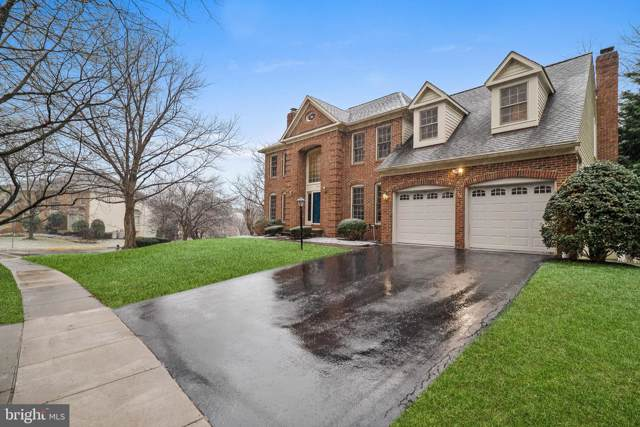 105 Midsummer Drive, GAITHERSBURG, MD 20878 (#MDMC691256) :: Tessier Real Estate