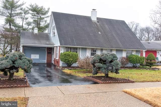 28 Pensdale Lane, WILLINGBORO, NJ 08046 (#NJBL363936) :: Viva the Life Properties