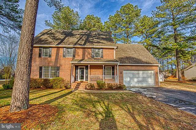 1701 E Clear Lake Drive, SALISBURY, MD 21804 (#MDWC106460) :: Great Falls Great Homes