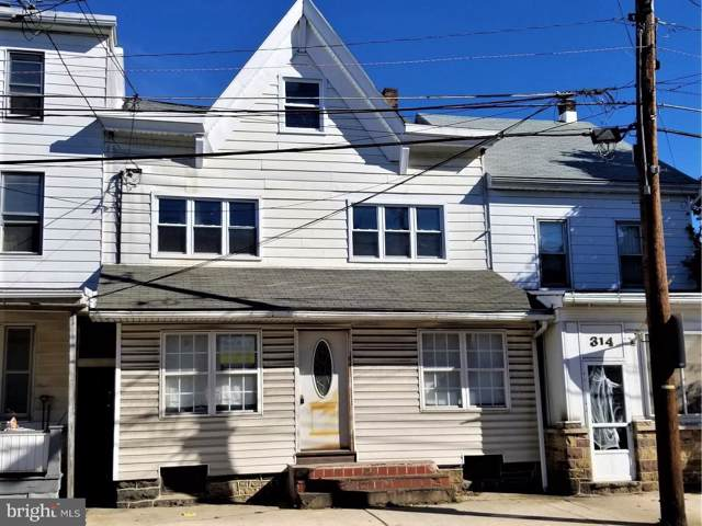 316 Dock Street, SCHUYLKILL HAVEN, PA 17972 (#PASK129308) :: The Joy Daniels Real Estate Group