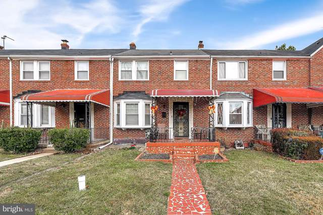 1356 Winston Avenue, BALTIMORE, MD 21239 (#MDBA496032) :: CR of Maryland