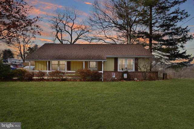 1891 Sand Beach Road, HUMMELSTOWN, PA 17036 (#PADA118102) :: Keller Williams of Central PA East