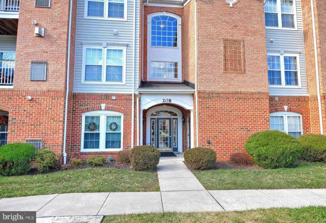 208 Kings Crossing Circle 1-B, BEL AIR, MD 21014 (#MDHR242250) :: Viva the Life Properties