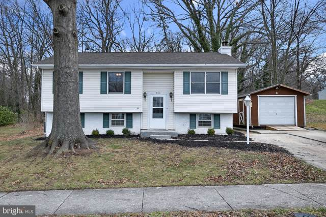 466 Kenora Drive, MILLERSVILLE, MD 21108 (#MDAA422022) :: Bob Lucido Team of Keller Williams Integrity