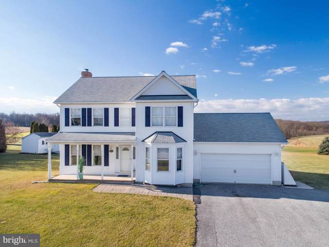 4434 Alesia Lineboro Road, MANCHESTER, MD 21102 (#MDCR193800) :: Viva the Life Properties