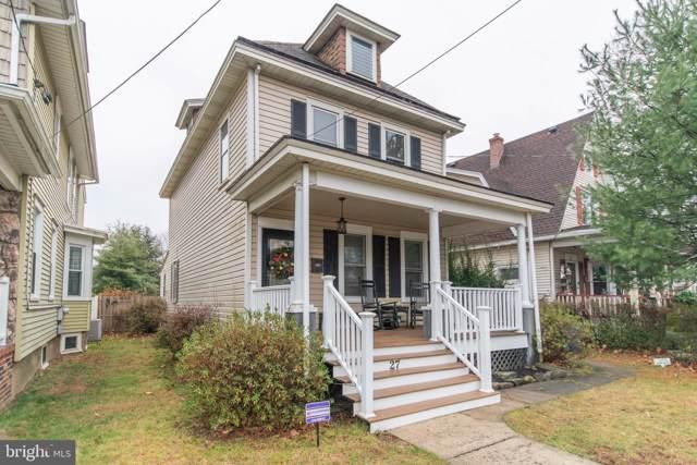 27 E Franklin Street, MORRISVILLE, PA 19067 (#PABU486870) :: REMAX Horizons