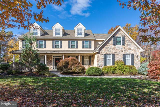 100 Terwood Lane, LANSDALE, PA 19446 (#PAMC634912) :: ExecuHome Realty