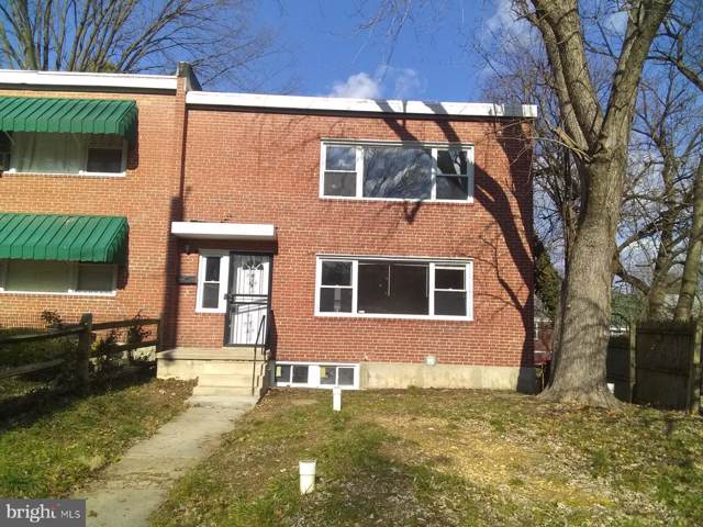 618 Harwood Avenue, BALTIMORE, MD 21212 (#MDBA496056) :: The Maryland Group of Long & Foster