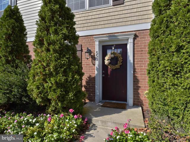 553 Lancaster Place, FREDERICK, MD 21703 (#MDFR258212) :: The Miller Team