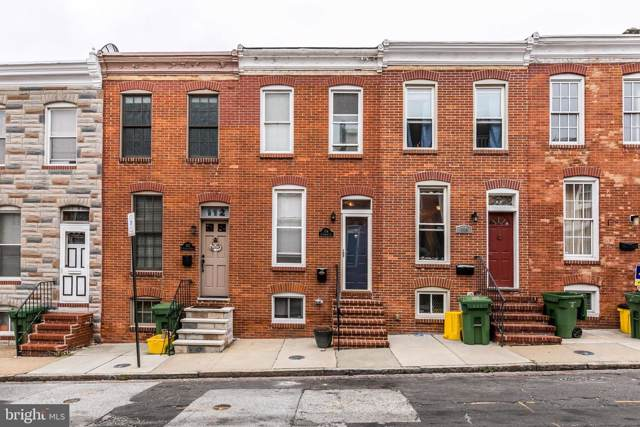 114 E Clement Street, BALTIMORE, MD 21230 (#MDBA496062) :: Network Realty Group