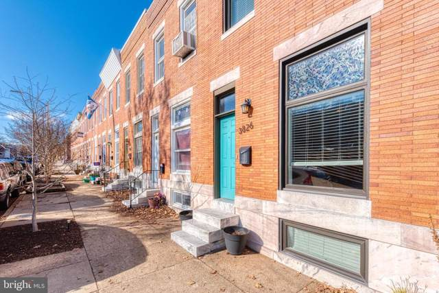 3826 Foster Avenue, BALTIMORE, MD 21224 (#MDBA496068) :: The Maryland Group of Long & Foster