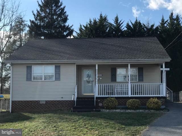 206 Manassas Avenue, FRONT ROYAL, VA 22630 (#VAWR139034) :: Debbie Dogrul Associates - Long and Foster Real Estate