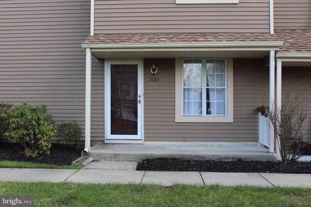 2107 Wimbledon Way, BLACKWOOD, NJ 08012 (#NJCD384110) :: Linda Dale Real Estate Experts