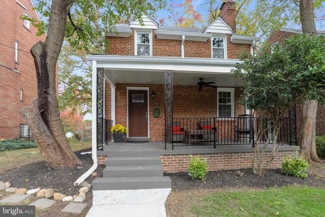 1916 Shepherd Street NE, WASHINGTON, DC 20018 (#DCDC454194) :: Viva the Life Properties