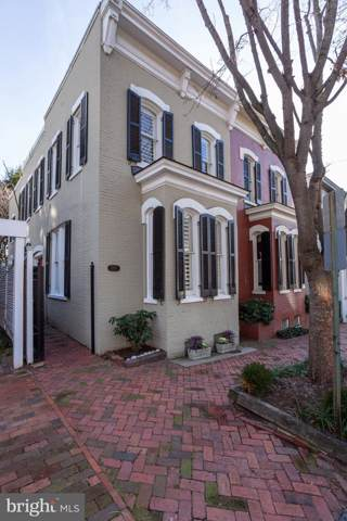 1237 29TH Street NW, WASHINGTON, DC 20007 (#DCDC454196) :: The Maryland Group of Long & Foster