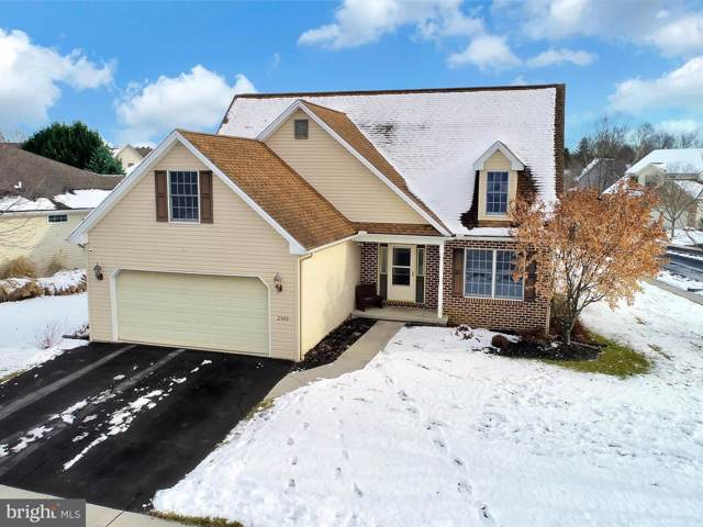 2500 Cope Drive, MECHANICSBURG, PA 17055 (#PACB120456) :: Teampete Realty Services, Inc