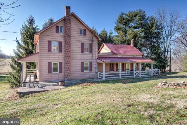 1854 Jefferson Road, SPRING GROVE, PA 17362 (#PAYK131080) :: ExecuHome Realty