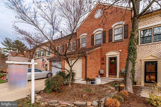 5875 Woodfield Estates Drive, ALEXANDRIA, VA 22310 (#VAFX1105166) :: AJ Team Realty