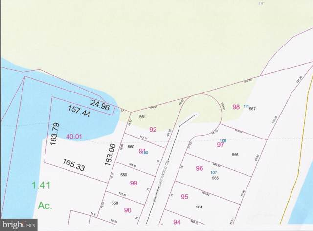 111 Driftwood Circle Lot 567, MILFORD, DE 19963 (#DESU153574) :: CoastLine Realty