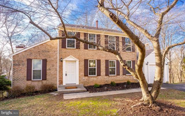 15 Pipestem Court, POTOMAC, MD 20854 (#MDMC691400) :: Scott Kompa Group