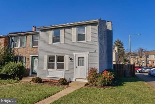 8398 Shady Grove Circle, MANASSAS, VA 20110 (#VAMN138768) :: The Maryland Group of Long & Foster