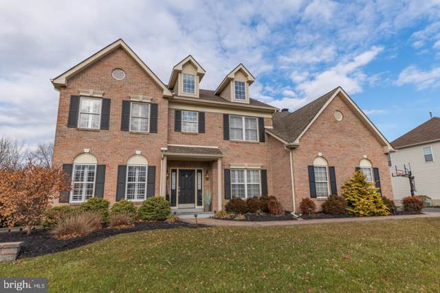 127 Savory Lane, NORTH WALES, PA 19454 (#PAMC634974) :: ExecuHome Realty