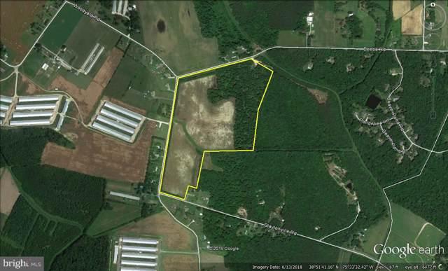 55.8 Acres Woodyard Road, HARRINGTON, DE 19952 (#DEKT235028) :: REMAX Horizons