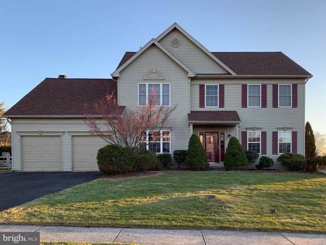 201 Pointer Court, CHALFONT, PA 18914 (#PABU486926) :: LoCoMusings