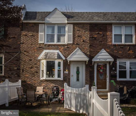 306 N Oak Avenue, CLIFTON HEIGHTS, PA 19018 (#PADE506694) :: Better Homes Realty Signature Properties