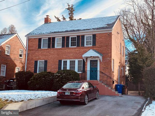 4830 24TH Road N, ARLINGTON, VA 22207 (#VAAR158066) :: Jacobs & Co. Real Estate