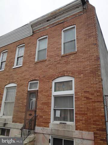 302 S Lehigh Street, BALTIMORE, MD 21224 (#MDBA496154) :: Homes to Heart Group