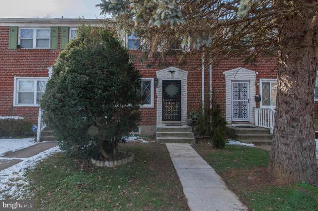 4877 Melbourne Road, BALTIMORE, MD 21229 (#MDBA496158) :: Homes to Heart Group
