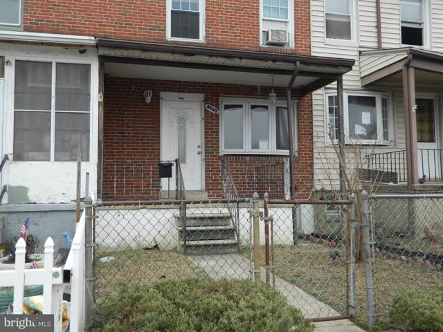 6540 Riverview Avenue, BALTIMORE, MD 21222 (#MDBA496162) :: The Miller Team
