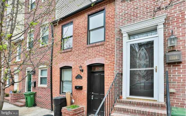 1336 Towson Street, BALTIMORE, MD 21230 (#MDBA496178) :: The Vashist Group