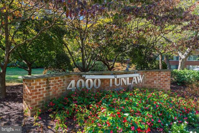 4000 Tunlaw Road NW #909, WASHINGTON, DC 20007 (#DCDC454268) :: The Miller Team