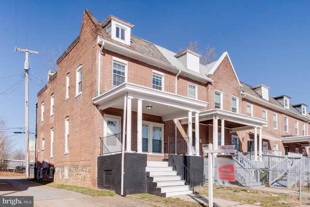 3726 Woodhaven Avenue, BALTIMORE, MD 21216 (#MDBA496212) :: John Smith Real Estate Group