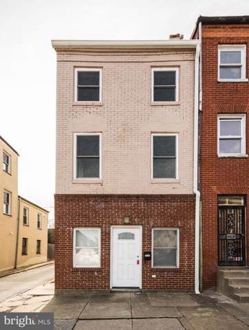 2223 E Fayette Street, BALTIMORE, MD 21231 (#MDBA496216) :: The Miller Team