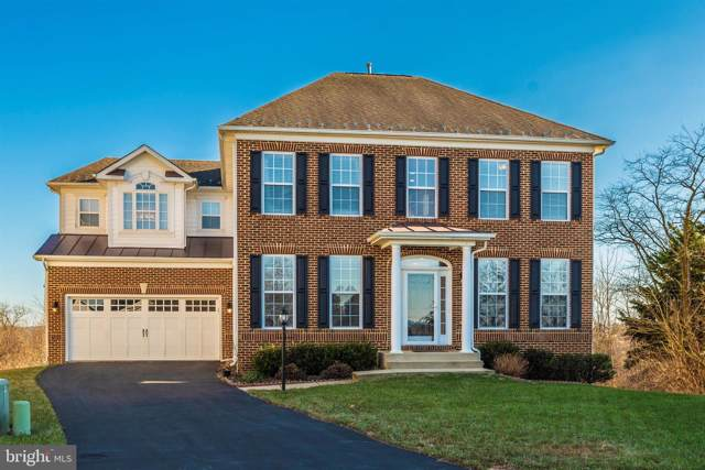 109 Burgess Street, NEW MARKET, MD 21774 (#MDFR258242) :: The Putnam Group