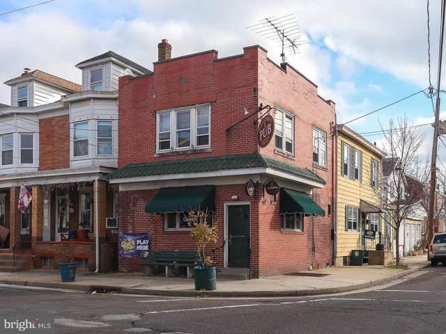 151 Liberty Street, TRENTON, NJ 08611 (MLS #NJME289954) :: The Dekanski Home Selling Team