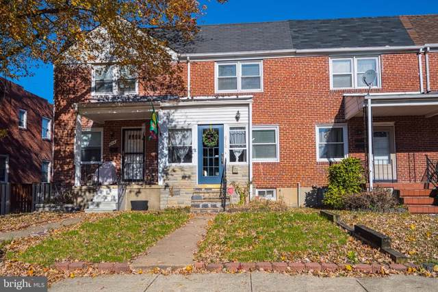 6716 Woodley Road, BALTIMORE, MD 21222 (#MDBC481956) :: The Miller Team