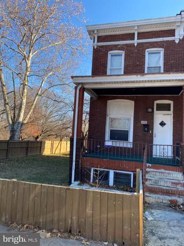 3825 Belair Road, BALTIMORE, MD 21213 (#MDBA496242) :: The Maryland Group of Long & Foster