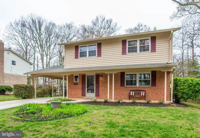 4946 Gainsborough Drive, FAIRFAX, VA 22032 (#VAFX1105314) :: Team Ram Bala | Keller Williams Realty