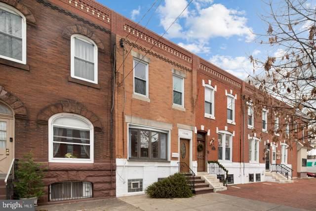 1708 E Moyamensing Avenue, PHILADELPHIA, PA 19148 (#PAPH861488) :: REMAX Horizons