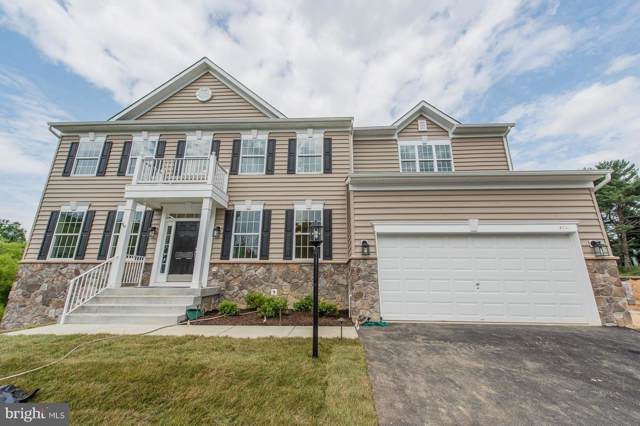 3-LOT Rockburn Meadows Lane, ELKRIDGE, MD 21075 (#MDHW274054) :: Viva the Life Properties