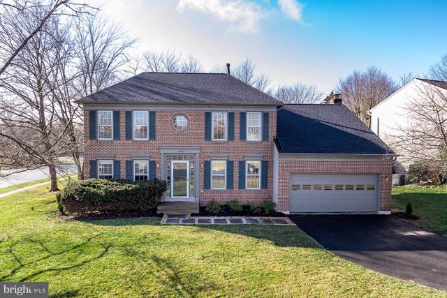 14801 Hunting Path Place, CENTREVILLE, VA 20120 (#VAFX1105320) :: Jennifer Mack Properties