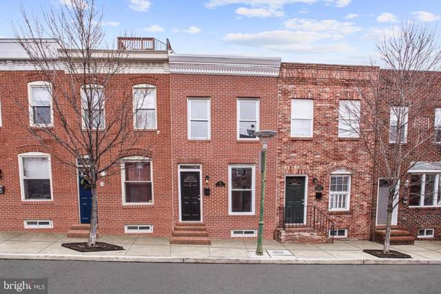 923 S Bouldin Street, BALTIMORE, MD 21224 (#MDBA496278) :: SURE Sales Group