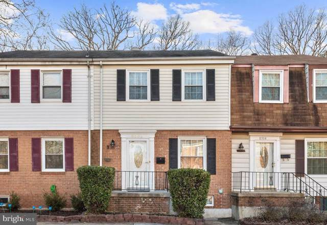 8302 Imperial Drive 4-B, LAUREL, MD 20708 (#MDPG555484) :: Great Falls Great Homes